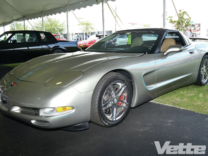 1999 Chevy Corvette Coupe