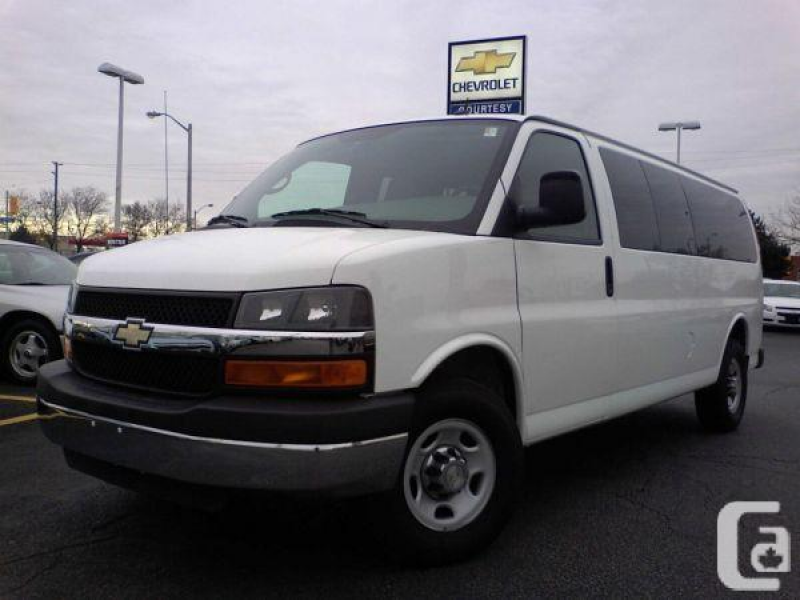 2011 Chevrolet Express 3500 Passenger LET YOUR PASSENGERS RELAX - $ ...