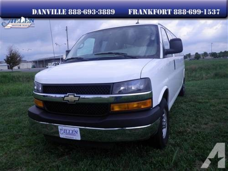 2011 Chevrolet Express 3500 Van LT for sale in Danville, Kentucky