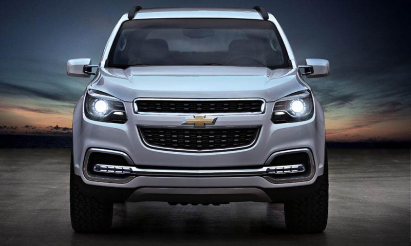 2016 Chevy Tahoe Redesign
