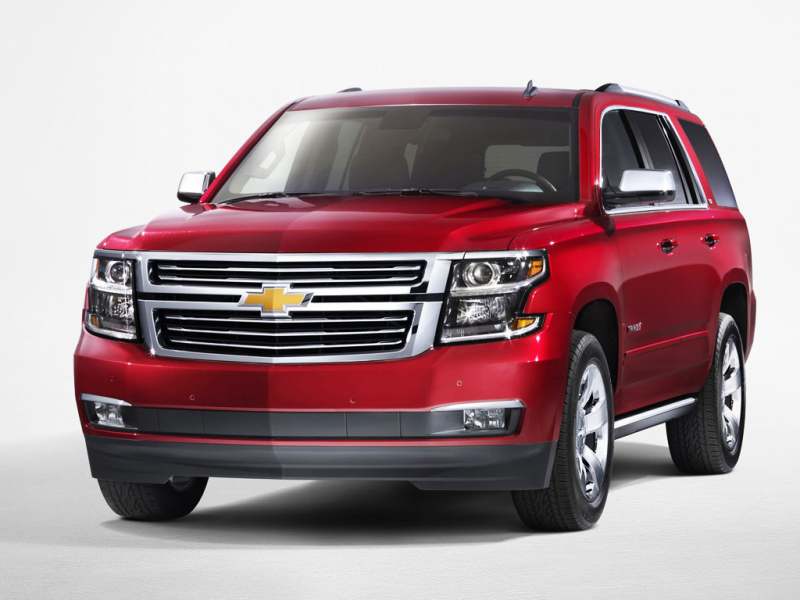 2016 chevrolet tahoe new concept pictures