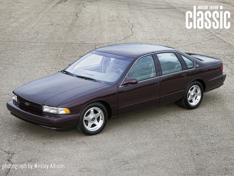 1996 Chevrolet Impala SS Wallpaper Gallery Photo Gallery