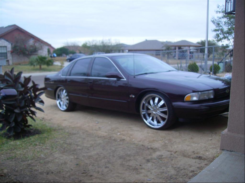 "1996 Chevrolet Impala ""IMPALA SS"" - Laredo, TX owned by hunting4haters ..."
