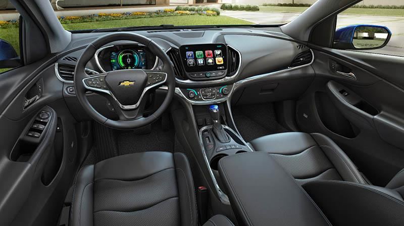 Chevrolet boosts the 2016 Volt electric range by 40 percent
