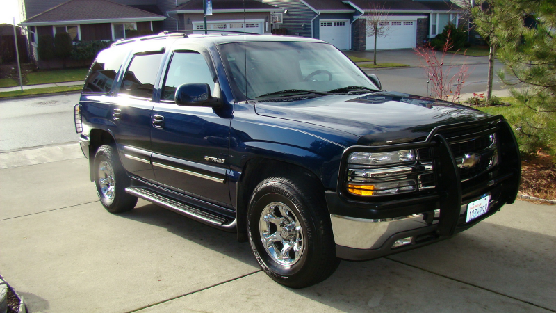 Picture of 2001 Chevrolet Tahoe LT 4WD