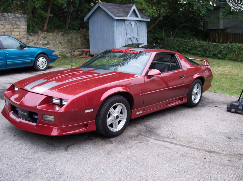 Picture of 1991 Chevrolet Camaro Z28