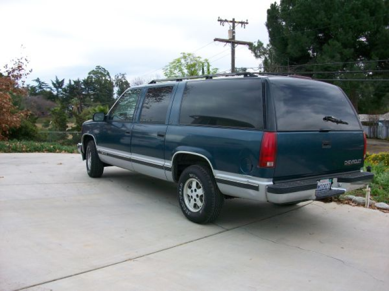 Picture of 1995 Chevrolet Suburban C1500, exterior
