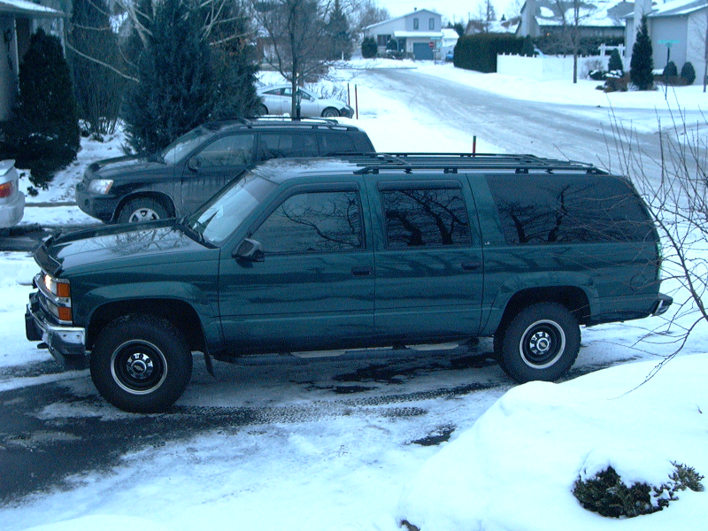 Picture of 1995 Chevrolet Suburban K2500 4WD