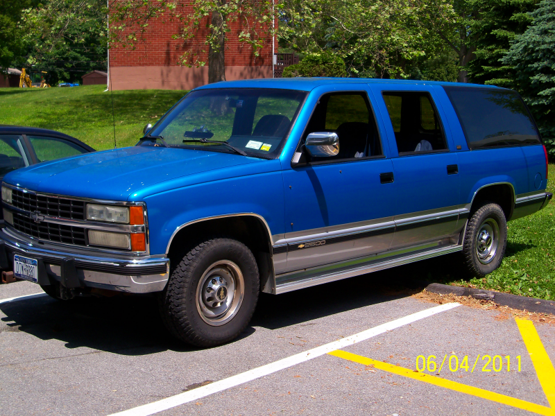 1992 Chevrolet suburban-2500 4 Door SUV
