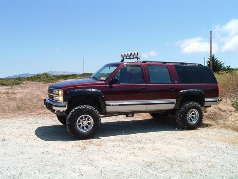 hearbass's 1992 Chevrolet Suburban 1500