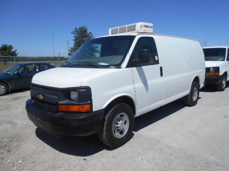 2008 Chevrolet Express 1500 G2500 - Innisfil, Ontario Used Car For ...