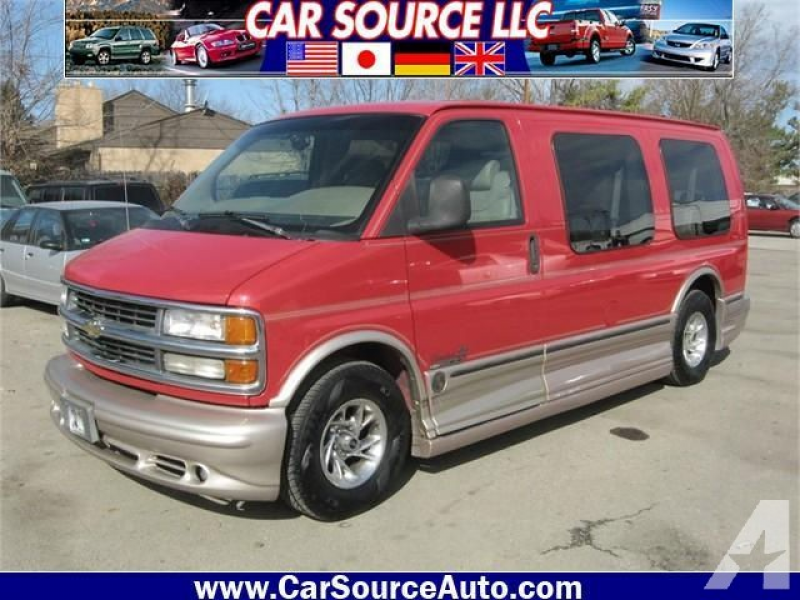 2000 Chevrolet Express 1500 for sale in Grove City, Ohio