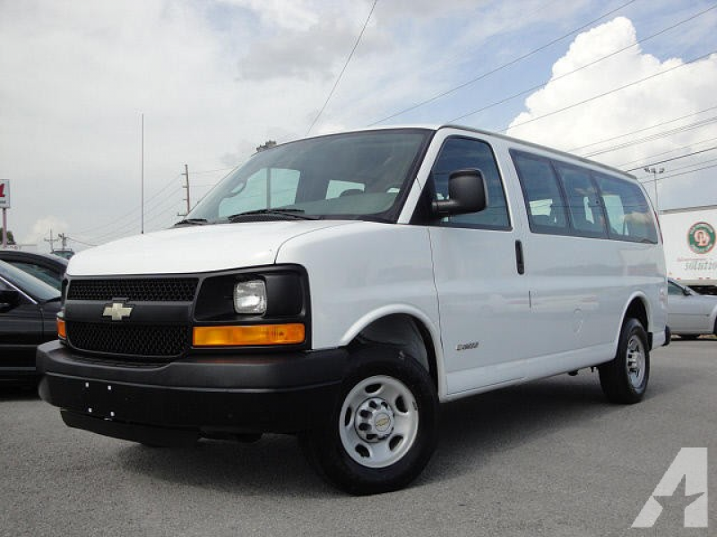 2005 Chevrolet Express 2500 for sale in Chattanooga, Tennessee