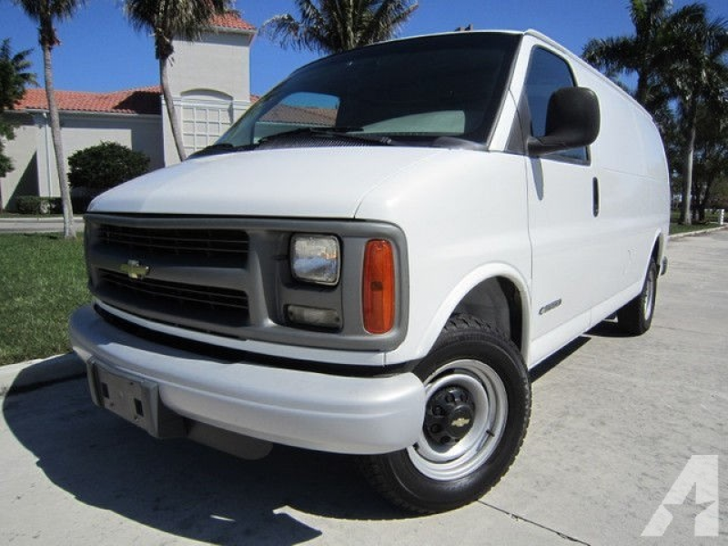 2000 Chevrolet Express 2500 Cargo for sale in West Palm Beach, Florida