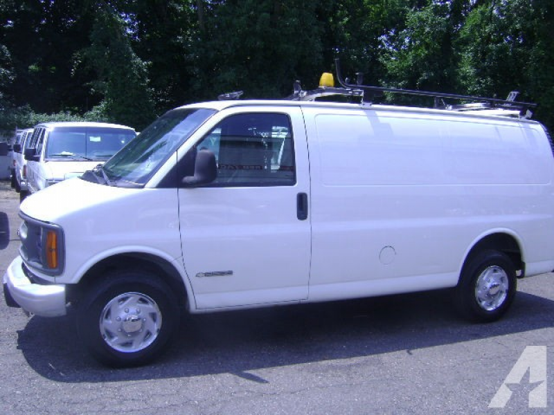 2000 Chevrolet Express 2500 Cargo for sale in Capitol Heights ...
