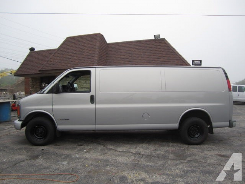 1997 Chevrolet Express 2500 Extended Wagon for sale in Highland Park ...