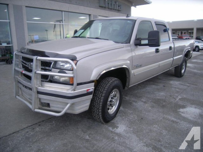 2006 Chevrolet Silverado 2500 H/D for sale in Helena, Montana