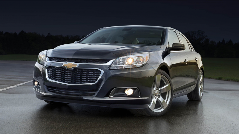 2014 Chevy Malibu arrives as an emergency dose of spice