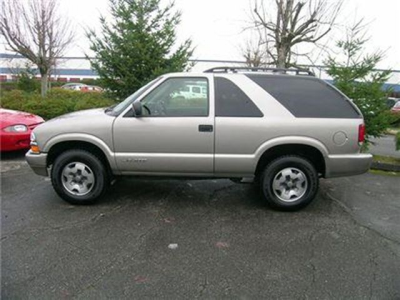 2005 Chevrolet Blazer LS 4X4 **FINANCE THIS** in Surrey, British ...