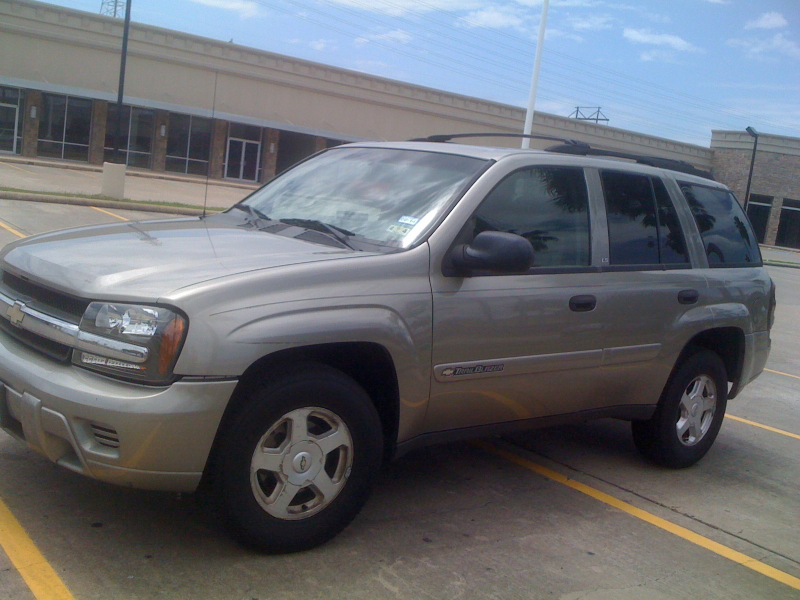 Picture of 2002 Chevrolet TrailBlazer LS, exterior