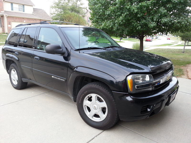 Picture of 2002 Chevrolet TrailBlazer LS 4WD, exterior