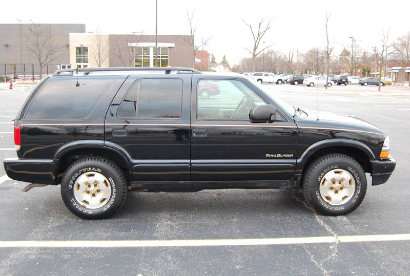 2001 Chevrolet Blazer 4D SUV 4x4, heated leather, Sunroof