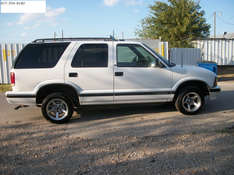 Picture of 2001 Chevrolet Blazer 4 Dr LS SUV, exterior