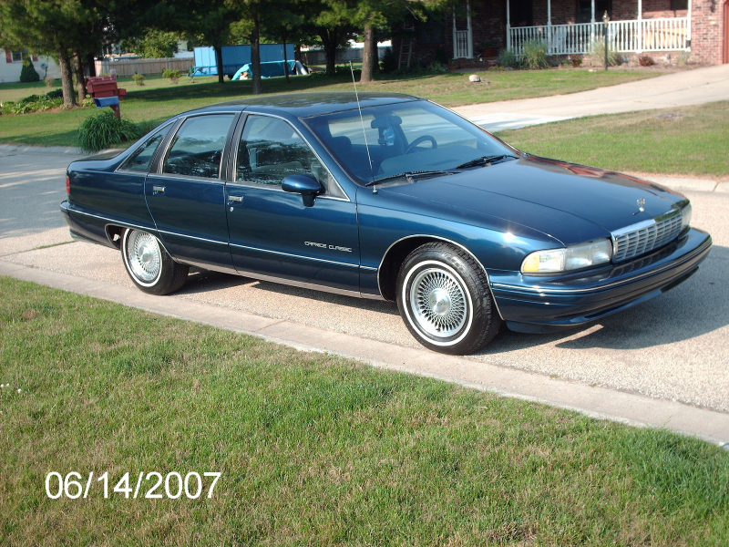 Picture of 1991 Chevrolet Caprice Classic