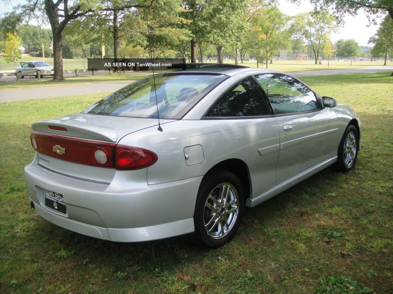 2005 Chevrolet Cavalier Ls Sport Coupe Fully Loaded Cavalier photo 5