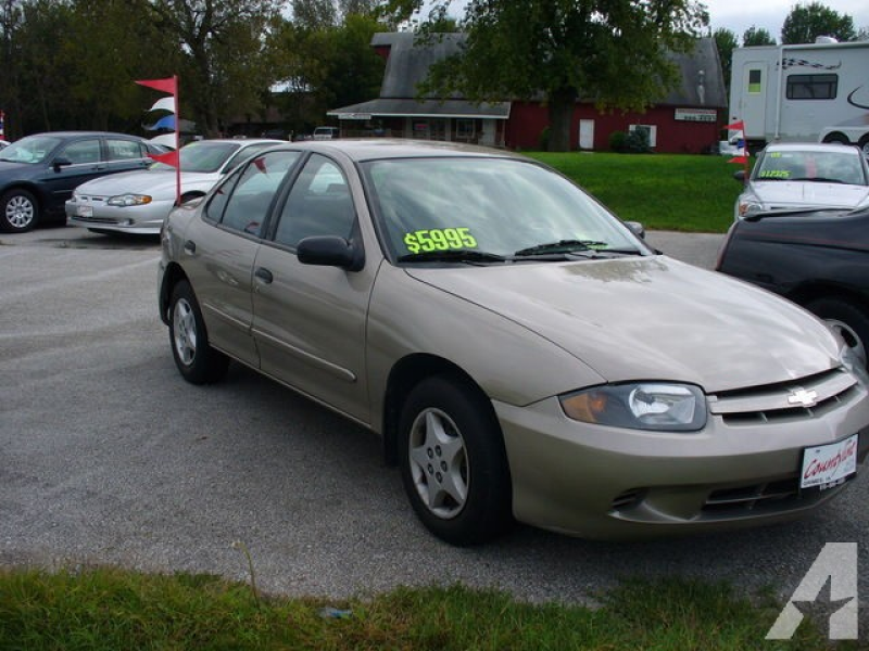 2005 Chevrolet Cavalier Base for sale in Grimes, Iowa
