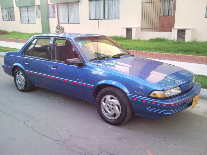 Picture of 1994 Chevrolet Cavalier RS, exterior