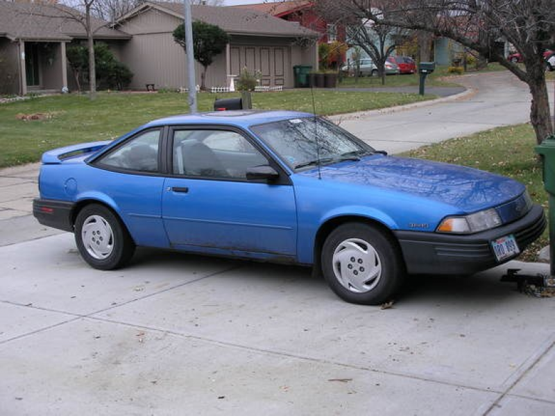 This is my 1994 Chevy Cavalier RS 3.1 V6 5 Spee...