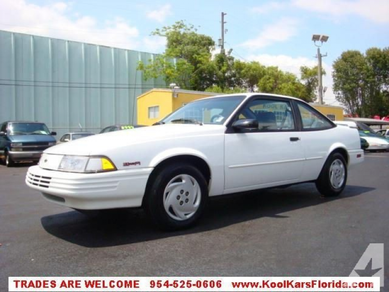 1994 Chevrolet Cavalier RS for sale in Fort Lauderdale, Florida