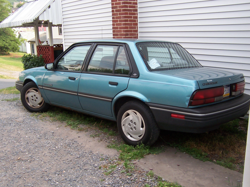 Picture of 1993 Chevrolet Cavalier RS, exterior