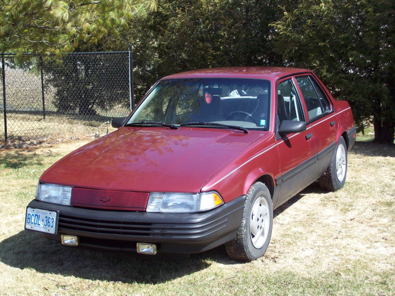 Picture of 1993 Chevrolet Cavalier VL, exterior