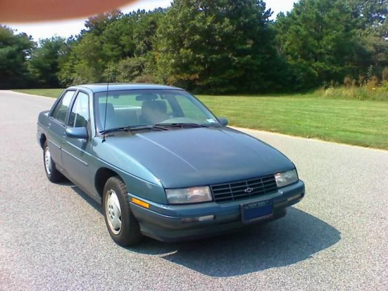 Another kalowg 1996 Chevrolet Corsica post...