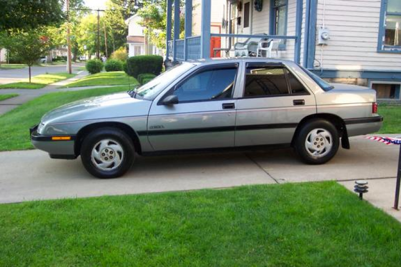 Another 92corsica 1992 Chevrolet Corsica post...
