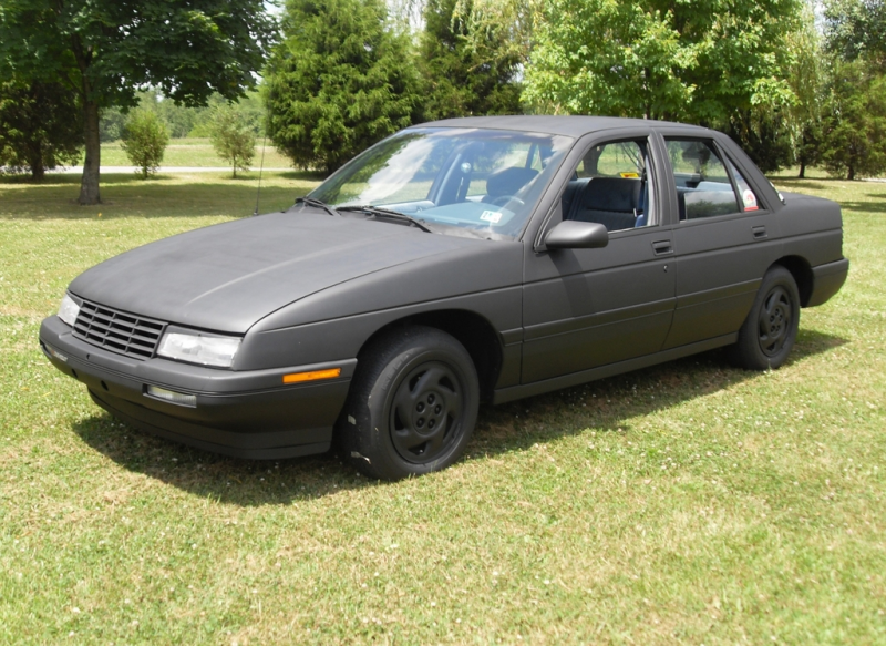 Another 77CheyenneC10 1992 Chevrolet Corsica post...
