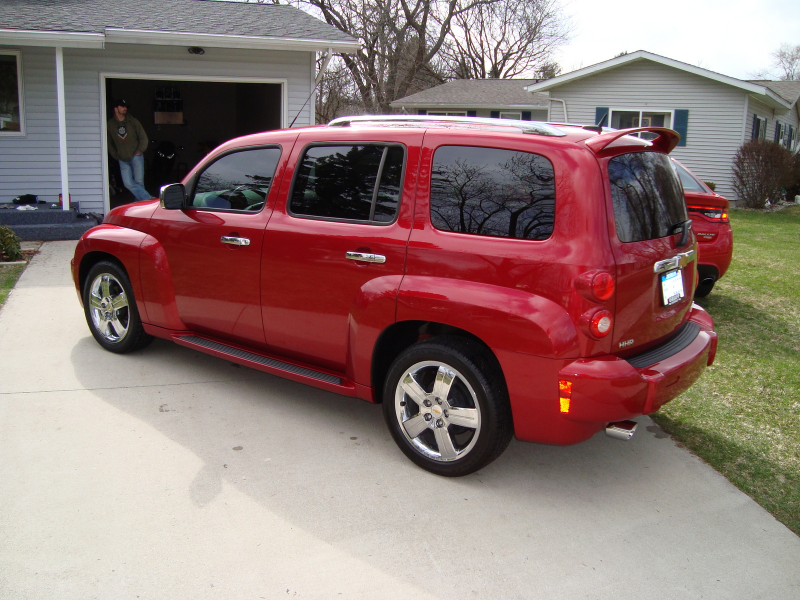 Picture of 2011 Chevrolet HHR LT2, exterior