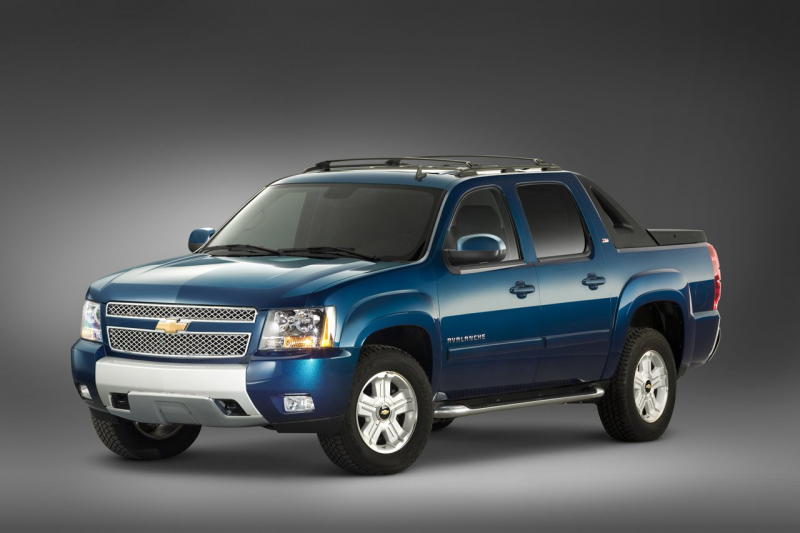 ... avalanche z71 2011 Chevrolet Avalanche American Pick up Truck