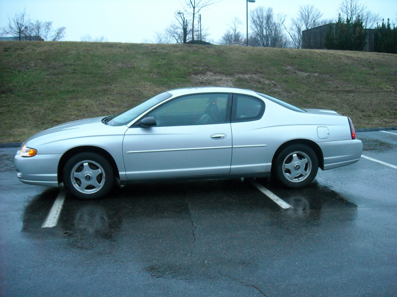 Picture of 2004 Chevrolet Monte Carlo LS, exterior