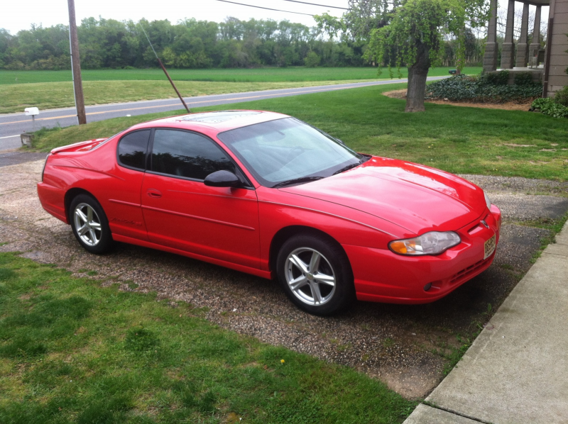 What's your take on the 2000 Chevrolet Monte Carlo?