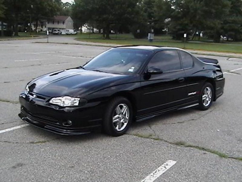 SuperSS's 2000 Chevrolet Monte Carlo