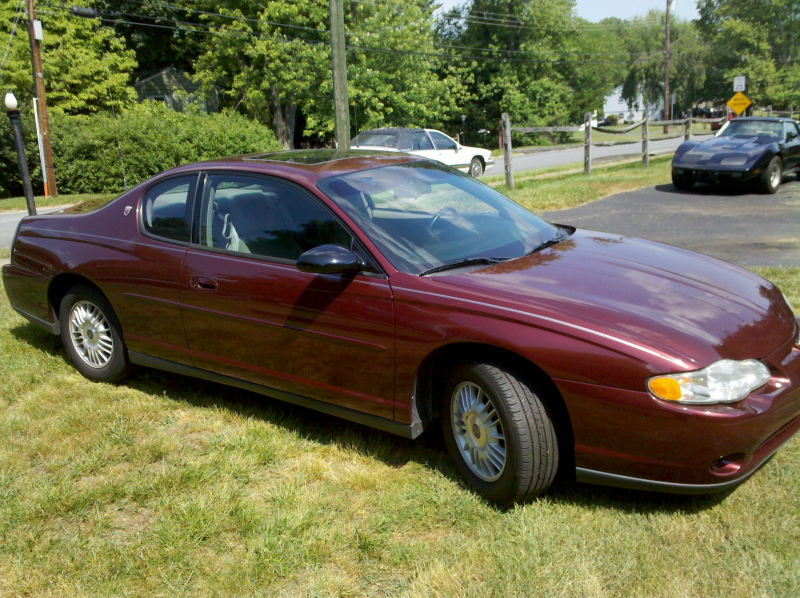 Picture of 2000 Chevrolet Monte Carlo LS, exterior