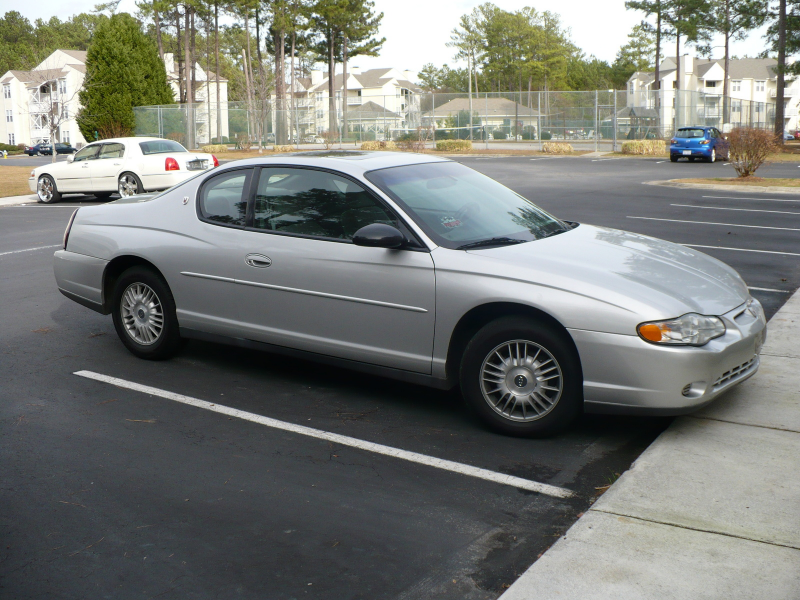 2000 Chevrolet Monte Carlo LS picture, exterior
