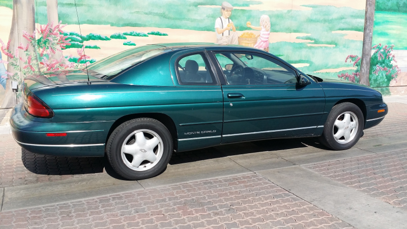 What's your take on the 1999 Chevrolet Monte Carlo?