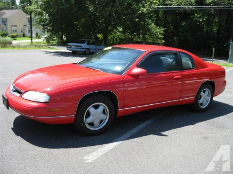 1999 Chevrolet Monte Carlo LS for sale in Cherry Hill, New Jersey