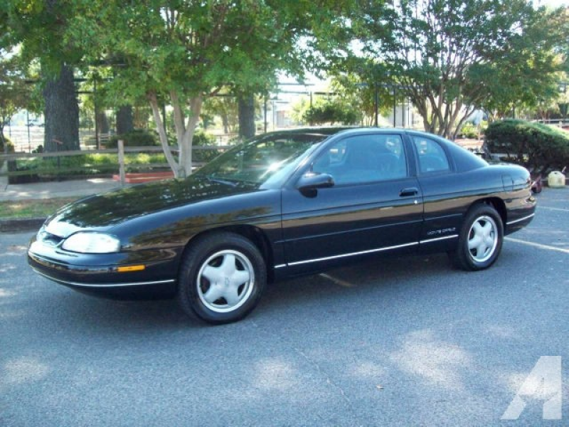 1999 Chevrolet Monte Carlo LS for sale in Memphis, Tennessee