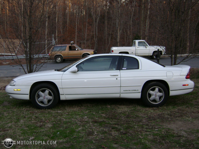 Photo of a 1996 Chevrolet Monte Carlo Z34 (Ghost)
