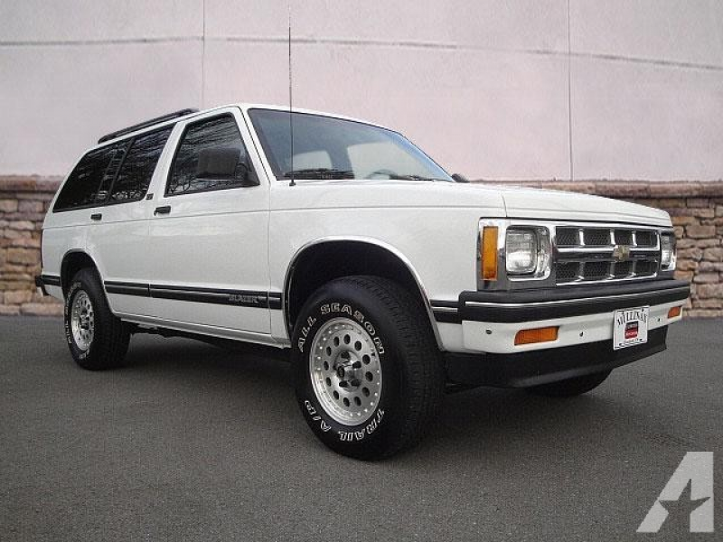 1994 Chevrolet S-10 Blazer for sale in Cleveland, Tennessee